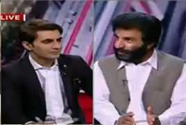 Cross Check With OT (Raza Rabbani Ka Faisla) – 14th April 2017