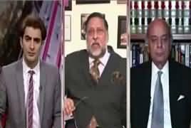 Cross Check With OT (Will Pakistan Accept ICJ's Verdict) – 19th May 2017
