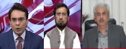 Cross Talk (Curfew And Restrictions in Kashmir) - 24th August 2019