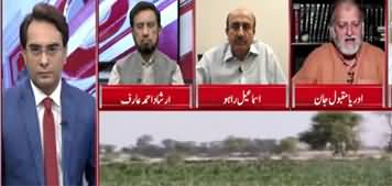 Cross Talk (Locusts Attack in Different Parts in Pakistan) - 30th May 2020