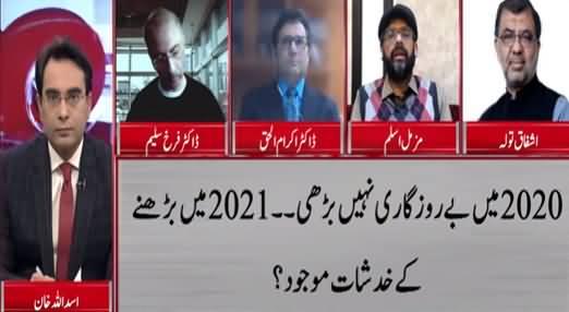 Cross Talk (Pakistan's Economic Condition?) - 3rd January 2021