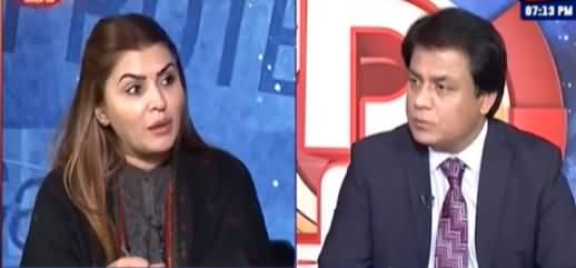D Chowk (Exclusive Talk With Shazia Marri) - 24th October 2021