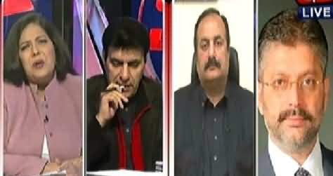 D Chowk (Once Again Dialogues Started Between PTI & PMLN) - 12th December 2014