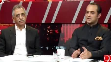 Daleel (Imran Khan Criticizes Altaf Hussain) – 25th March 2015