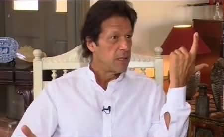 Daleel (Imran Khan Exclusive Interview) – 29th June 2015