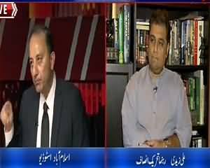 Daleel (MQM, PPP, PTI Angry With PMLN Govt) – 1st September 2015