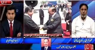 Daleel (MQM Vs PTI Vs JI in Karachi, Who Will Win?) – 20th April 2015