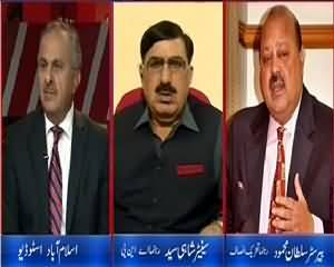Daleel (No Talk on Kashmir Issue with India) – 13th July 2015