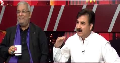 Daleel (What Will Be Effects of MQM's Defeat in Karachi?) – 31st March 2015