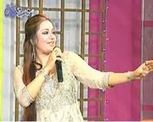 Darling on Express News - 11th August 2013