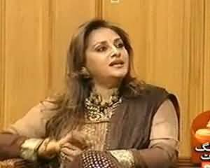 Darling on Express News - 25th August 2013