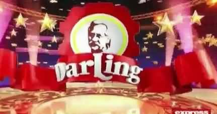 Darling on Express News (Comedy Show) - 12th February 2017