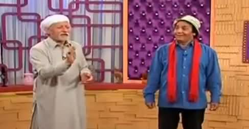 Darling on Express News (Comedy Show) - 19th December 2016