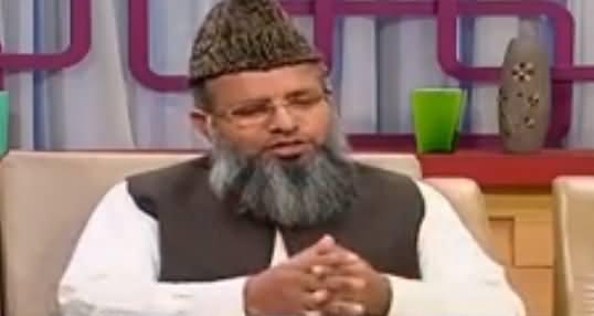 Darling on Express News (Moharram ul Haram) - 9th October 2016