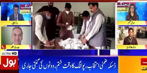 Daska NA75 By-Election (Special Transmission ) - 10th April 2021
