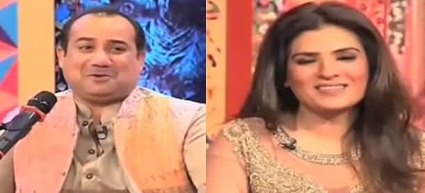 Dawat e Eid With Ustad Rahat Fateh Ali Khan (Eid Special) - 5th June 2019