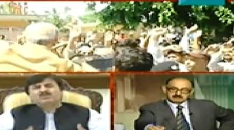 Dawn News (Azadi & Inqilab March Special Transmission) 7PM To 8PM - 9th September 2014