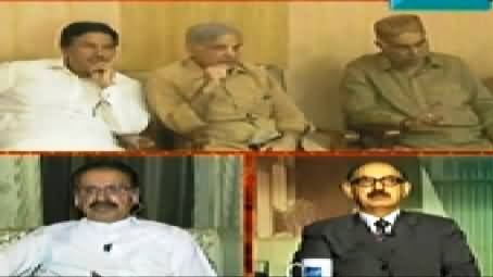 Dawn News (Azadi & Inqilab March Special Transmission) 8PM To 9PM - 9th September 2014