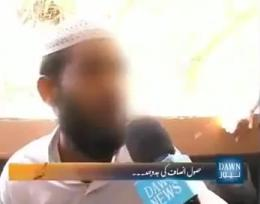 Dawn News Live Talk with a Rapist who Raped 6 Years Girl in Pakistan