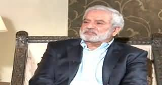 Dawn News Special (ICC President Ehsan Mani Exclusive Interview) – 4th April 2015