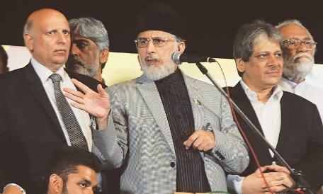 Deal Was Finalized in Rs. 70 Crore Between Tahir ul Qadri and Govt – Report