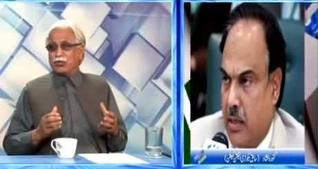 Debate With Nasir (Achievement of Roze News) – 1st May 2015
