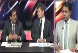 Debate With Nasir (Aids Patients in Pakistan) – 6th October 2017