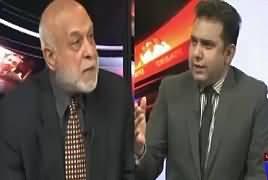 Debate With Nasir (Dawn Leaks Issue) – 29th April 2017