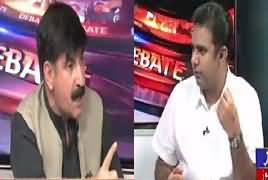 Debate With Nasir (Disqualification Case Against Imran Khan) – 21st July 2017