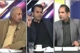 Debate With Nasir (Donald Trump Ki Dhamkian) – 5th January 2018