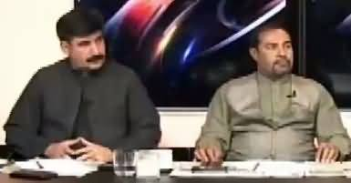 Debate With Nasir (Imam e Kaba Ki Pakistan Amad) – 8th April 2017