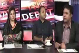 Debate With Nasir (Imran Khan Disqualification Case) – 29th September 2017