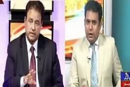 Debate With Nasir (Imran Khan Reached Parachinar) – 30th June 2017