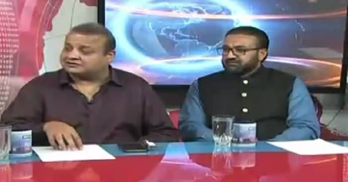 Debate With Nasir (Kya Hum Taraqi Kar Rahe Hain?) – 12th August 2016