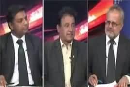 Debate With Nasir (MQM Pakistan Vs PSP) – 11th November 2017