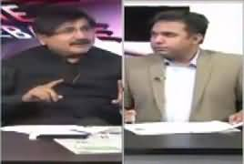 Debate With Nasir (NA-120 By-Election) – 17th September 2017
