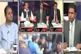 Debate With Nasir (NAB Adalat Mein Jhagra) – 13th October 2017