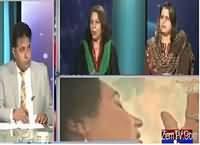 Debate With Nasir (PPP Aur PMLN Mein Jang Ka Khatra) – 27th December 2015