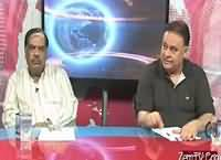 Debate With Nasir (PTI Ka Ehtajaj Ka Elan) – 22nd July 2016