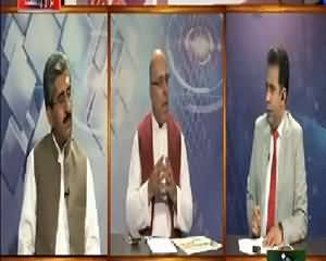 Debate With Nasir (What Is the Role of Civil Society?) – 9th August 2015