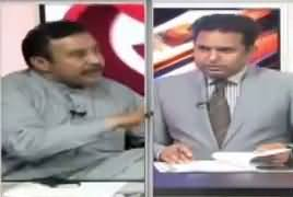 Debate With Nasir (Who Is Responsible For Defeat in ICJ) – 19th May 2017