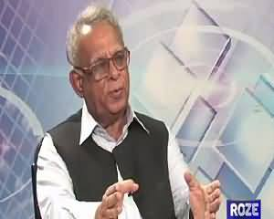 Debate With Nasir (Why NAB Targeting Only Politicians) – 11th July 2015