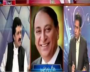 Debate With Nasir (Will Narendra Modi Visit Paksitan) – 10th July 2015
