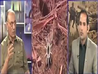 Defence Matters (Anti Pakistan Statement by Ashraf Ghani) – 13th August 2015