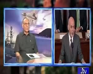 Defence Matters (Dialogues Between Afghan Govt & Taliban) – 10th July 2015