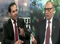 Defence Matters (Irani Sadar Ka Daura e Pakistan) – 31st March 2016