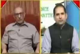 Defence Matters (Pak Iran Gas Pipeline Project) – 4th October 2018