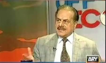 Defence Minister Khawaja Asif is on the Front Against Pakistan Army - Gen. (R) Hameed Gul