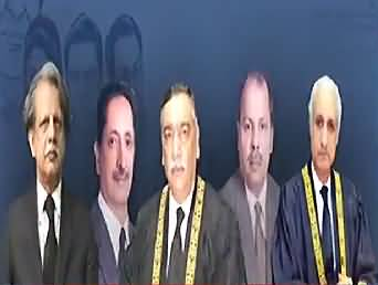 Detailed report on Judges remarks today in Panama reveiw case