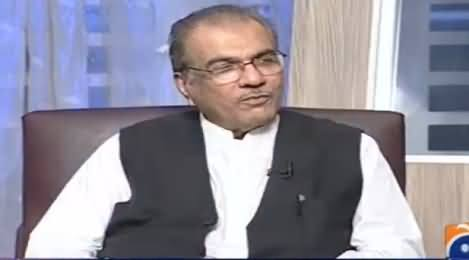 Detailed Report On Mujeeb-ur-Rehman Shami's Past And His Recent Attack on Supreme Court